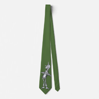 Vintage Wizard of Oz, Tinman Happy Smile has Heart Tie
