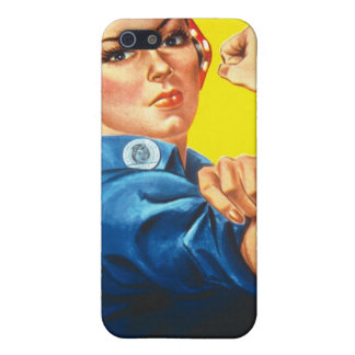 Vintage Womens Rights Ad iPhone 5 Cases