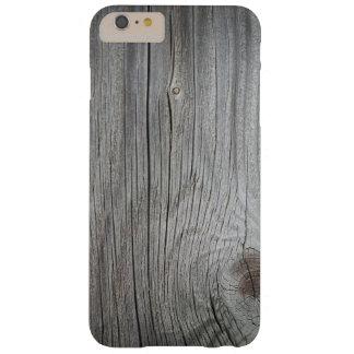 Vintage Wooden Textured iPhone 6/6s Plus Case