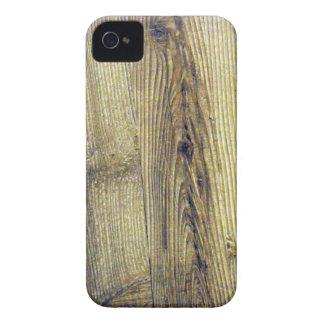 Vintage Woodgrain Texture Case-Mate iPhone 4 Cases