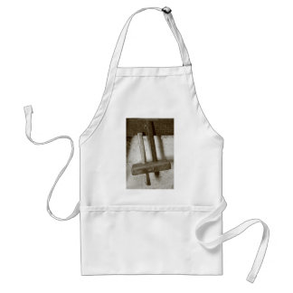 Vintage woodworking tool standard apron