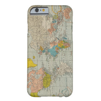 Vintage World Map 1910 iPhone 6 Case