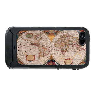 Vintage World Map Circa 1600 Incipio ATLAS ID™ iPhone 5 Case