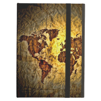 Vintage World Map iPad Air Cover