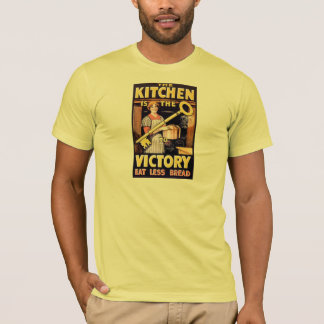 Vintage World War One Victory Poster T-Shirt