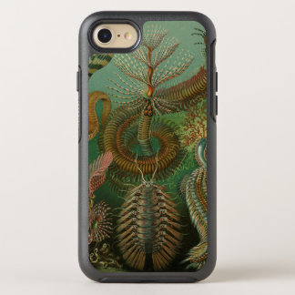 Vintage Worms Annelids Chaetopoda by Ernst Haeckel OtterBox Symmetry iPhone 7 Case