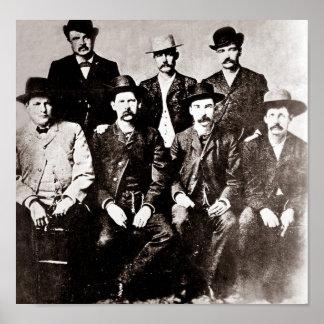 Vintage Wyatt Earp Poster
