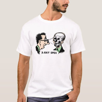 Vintage X-Ray Spex / X-Ray Specs Color T-Shirt
