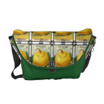 Vintage Yellow Onion Vegetable Seed Packet Commuter Bags
