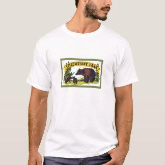 Vintage Yellowstone Park T-Shirt