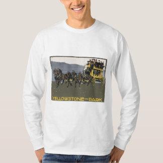 Vintage Yellowstone Park Wyoming T-Shirt