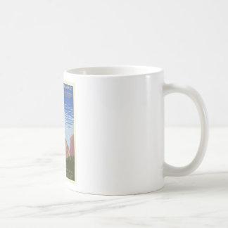 Vintage Zion Park Coffee Mug