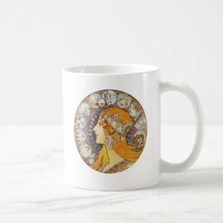 Vintage Zodiac Coffee Mug