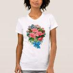 Vintages Roses T-shirt