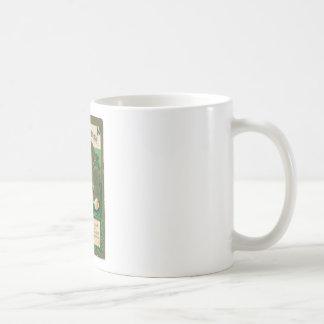 VintageSaint Patrick's day shamrock erin go bragh Coffee Mug