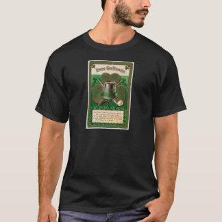 VintageSaint Patrick's day shamrock erin go bragh T-Shirt