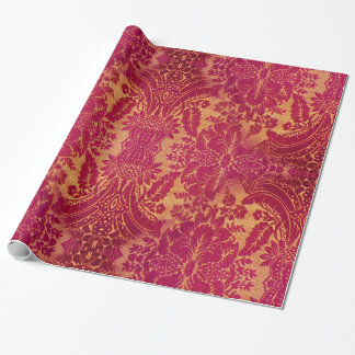 Vinya Duchess Vintage Baroque Wrapping Paper