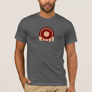 Vinyl 33 RPM Record 1955, Style 3 T-Shirt