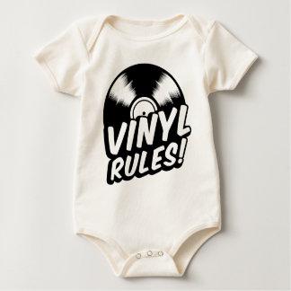 vinyl baby bodysuit