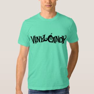 Vinyl Candy Logo 2008 Tshirt