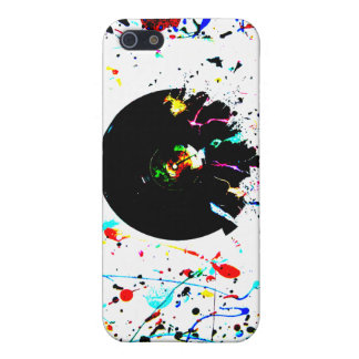 Vinyl Crash Products iPhone 5 Case
