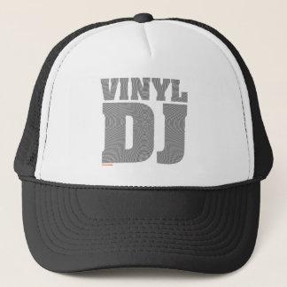 Vinyl DJ Trucker Hat