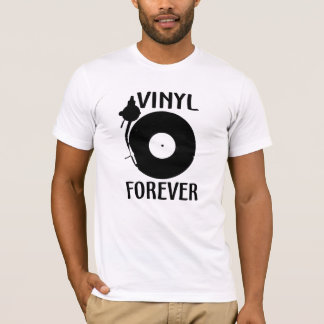 vinyl forever T-Shirt