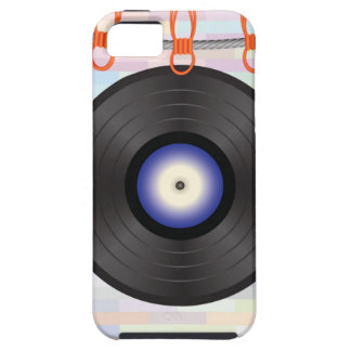 vinyl iPhone 5 cover