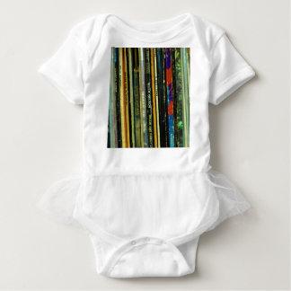 Vinyl Life 1 Baby Bodysuit