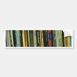 Vinyl Life 1 Bumper Sticker