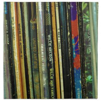Vinyl Life 1 Napkin