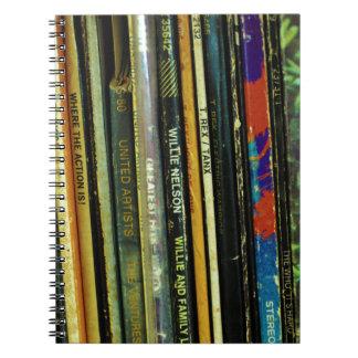Vinyl Life 1 Notebook