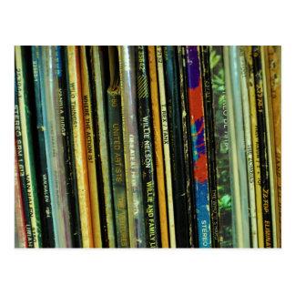 Vinyl Life 1 Postcard