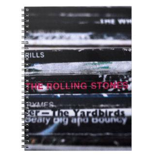 Vinyl Life 3 Notebook