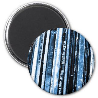 Vinyl Life Magnet