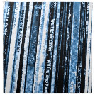 Vinyl Life Napkin