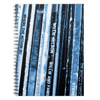 Vinyl Life Spiral Notebook