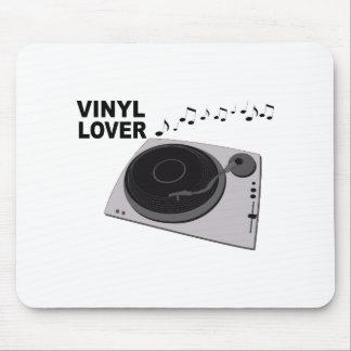 Vinyl Lover Mousepads