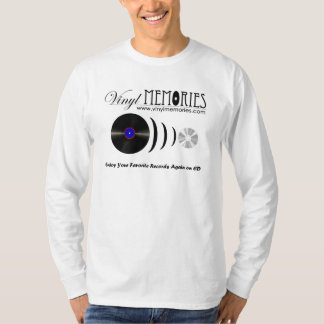 Vinyl Memories Long Sleeve T-Shirt