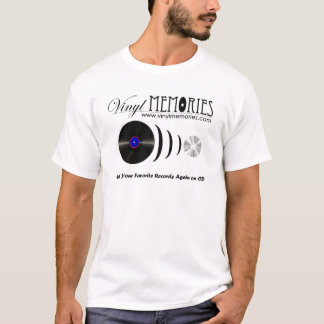 Vinyl Memories T-Shirt