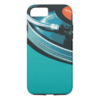 Vinyl Music Turntable iPhone 7 Case