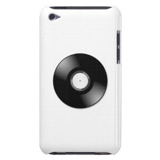 Vinyl Record Barely There iPod Cover