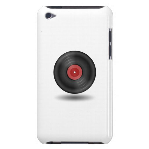 Vinyl Record Case-Mate iPod Touch Case