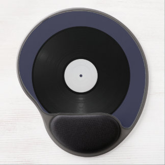 Vinyl Record Gel Mouse Pad