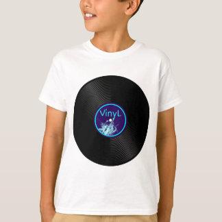 Vinyl Record LP Album 33 T-Shirt