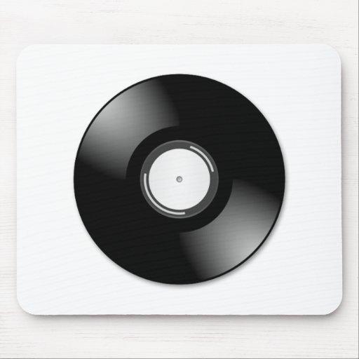 Vinyl Record Mousepad