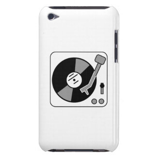Vinyl Record Player Barely There iPod Cover