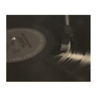 Vinyl Record Sign