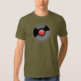 Vinyl Record T-shirts