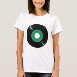 Vinyl record transparent PNG T-Shirt